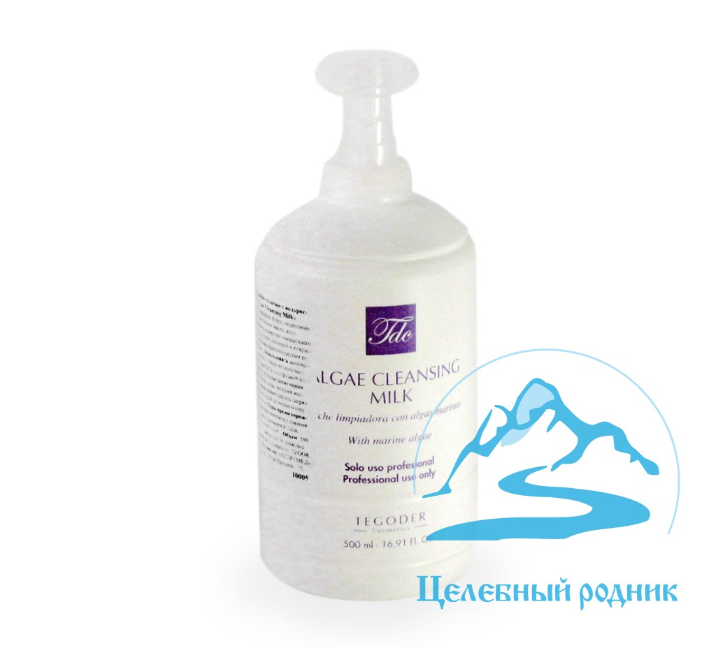 Очищ-молочко-с-водорос-Algae-Cleansing-Milk500мл