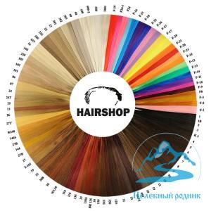 Палитра Синтетических волос
