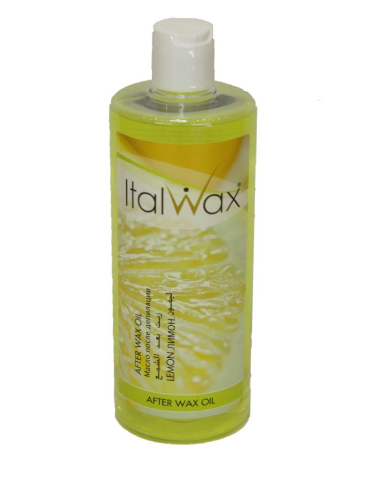 Ital Wax масло после депил Лимон