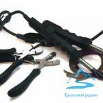 Инструмент для наращивания волос